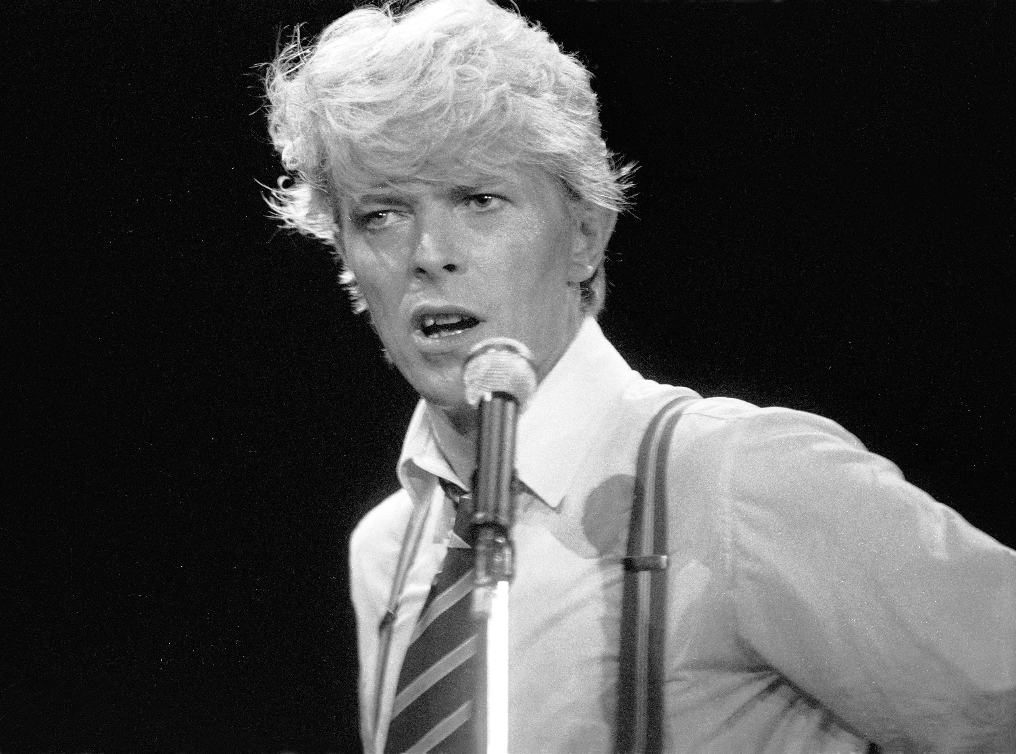 Rock Icon David Bowie Dies At 69 | Valley Public Radio