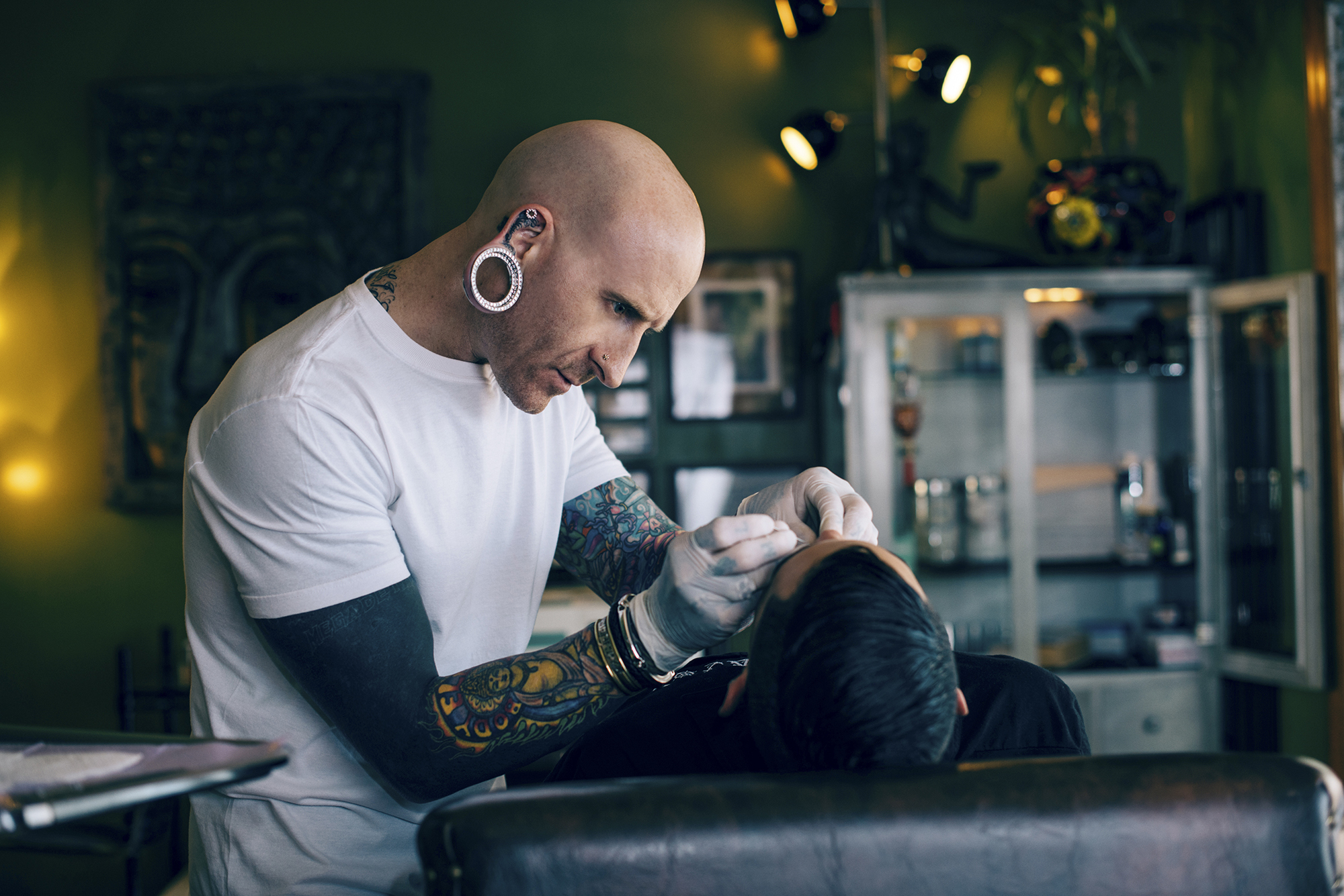 Teen Wants A Tattoo Pediatricians Say Here S How To Do It Safely New Hampshire Public Radio