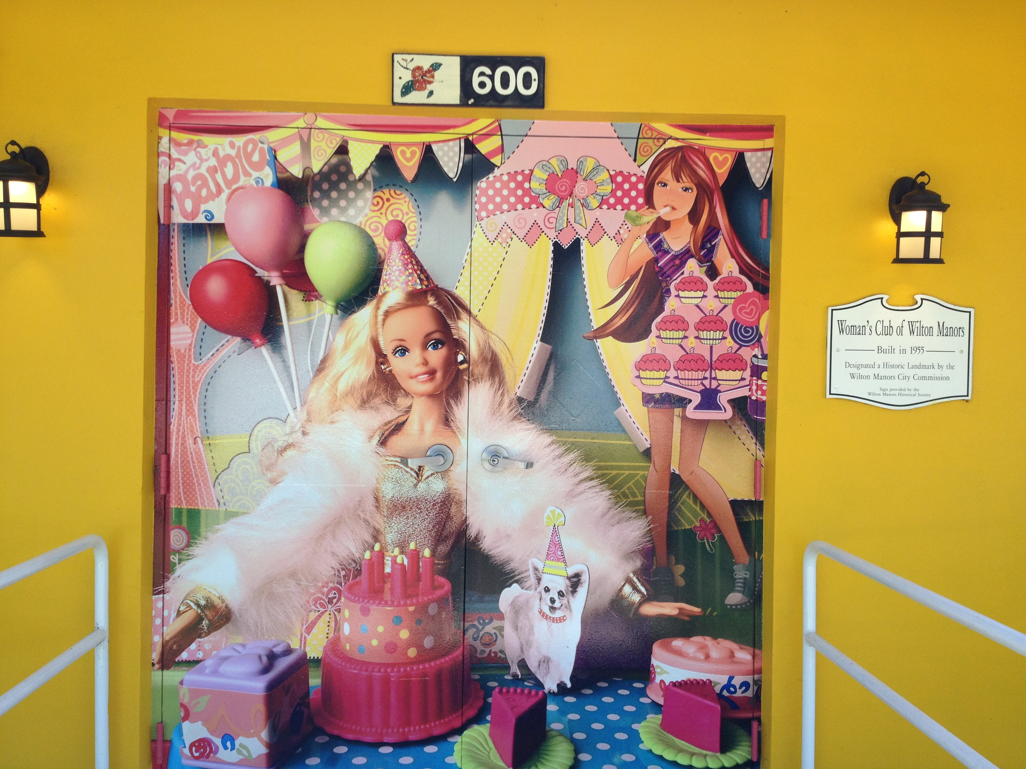 . Barbie Just Turned 60  A South Florida Art Gallery Throws Her An