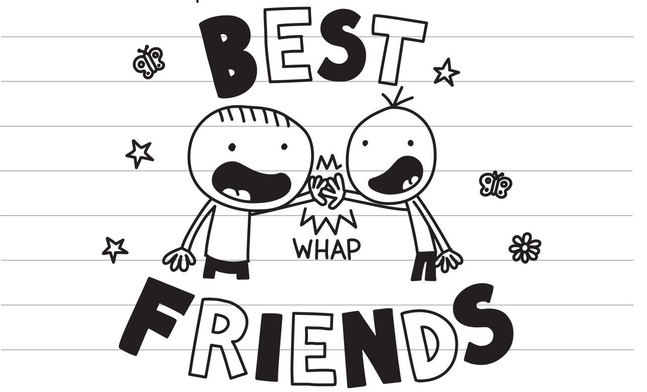 The Wimpy Kid S Best Friend Gets A Diary Of His Own And He S Awesome Npr Illinois