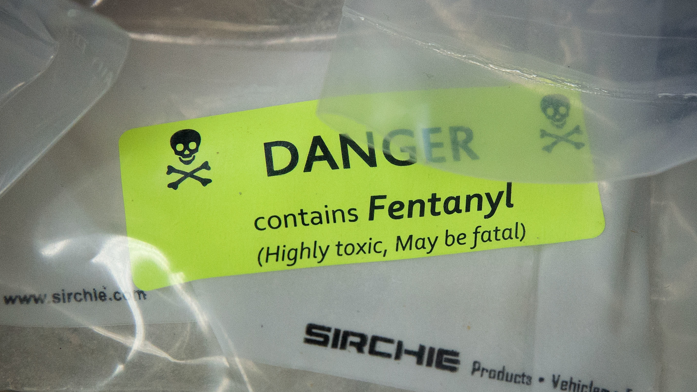 Fentanyl As A Dark Web Profit Center, From Chinese Labs To