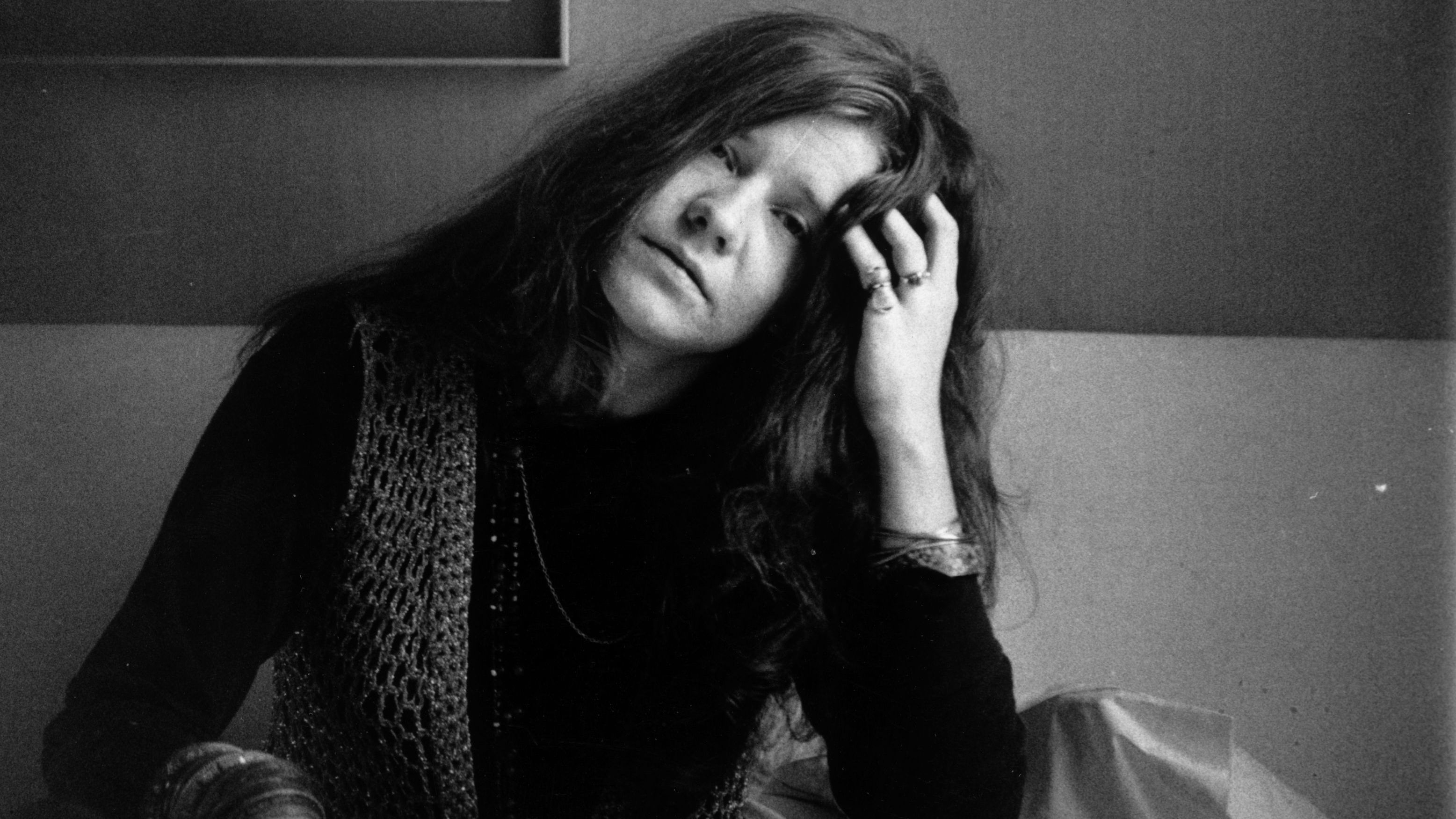 JANIS JOPLIN as we discovered on the train, As a matter of fact Wall Quote