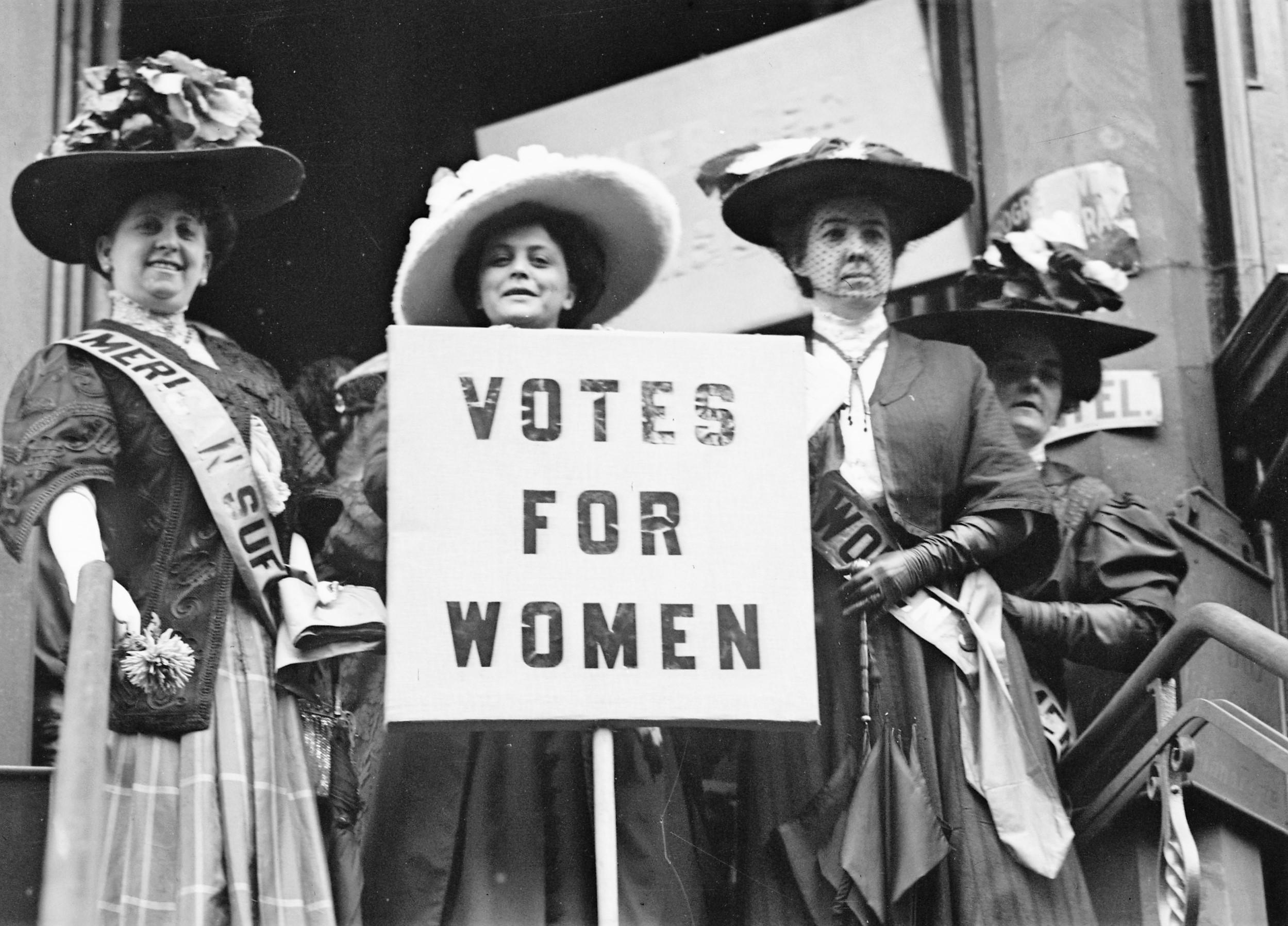 Exhibit Examines Ohio's Forgotten Role In The Women's Suffrage Movement |  WOSU Radio
