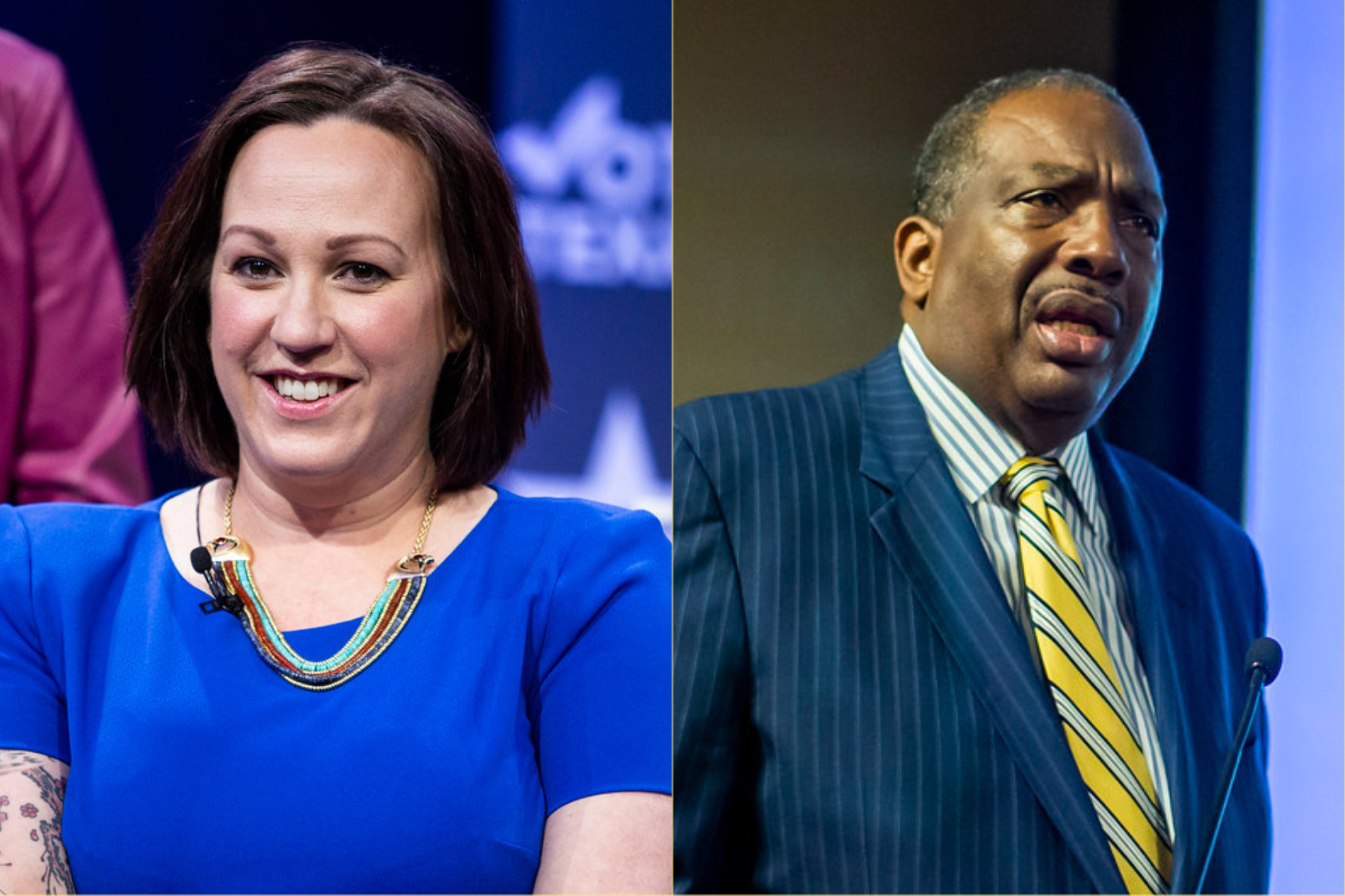 Royce West And Mj Hegar Call For Criminal Justice Reform Save