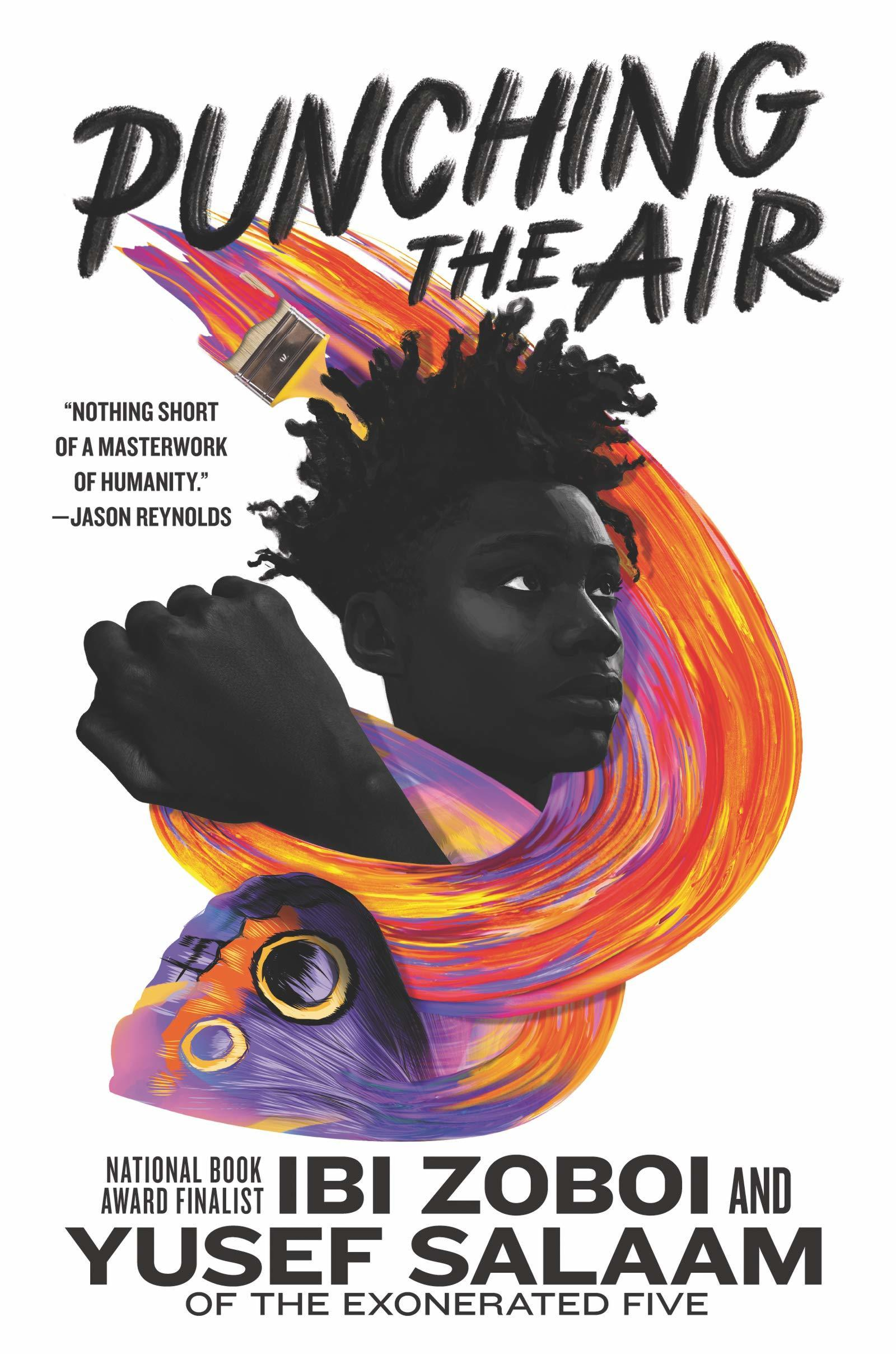 Punching The Air' Tells A Story Of Hope Behind Bars   WFAE