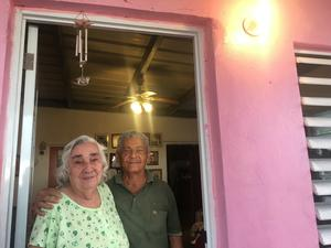 After Four Months Without Power, A Puerto Rico Town Strings Its Own Lines