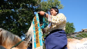 Miss Crow Nation Says Goodbye To Throne