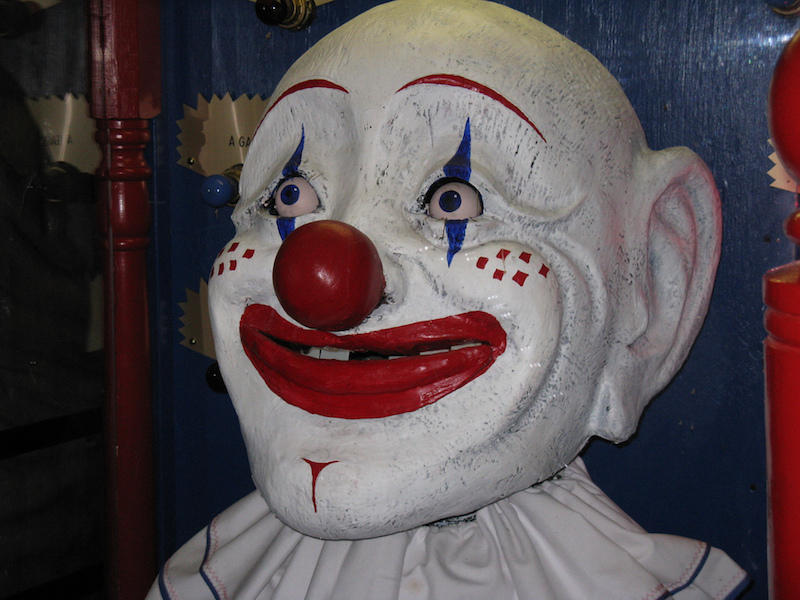 Why Are Creepy Clown Sightings Cropping Up Across the