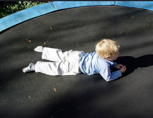 3-Year-Old Boy In Body Cast After Trampoline Injury In ...