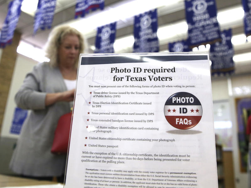 Ed Dept Finds Texas Suppressed >> Texas Matters Voter Suppression In Texas Texas Public Radio