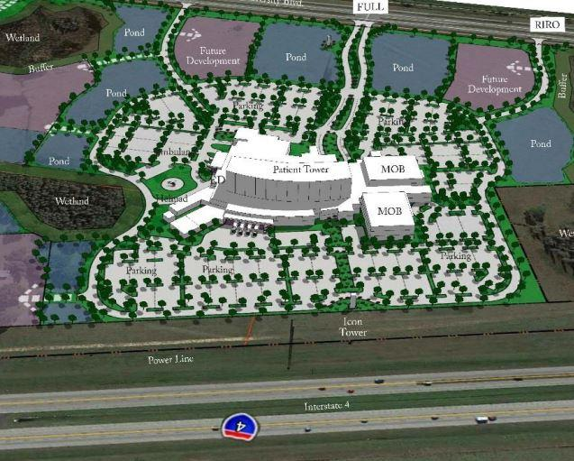 Big Changes Coming To Florida Hospital, Including New Name