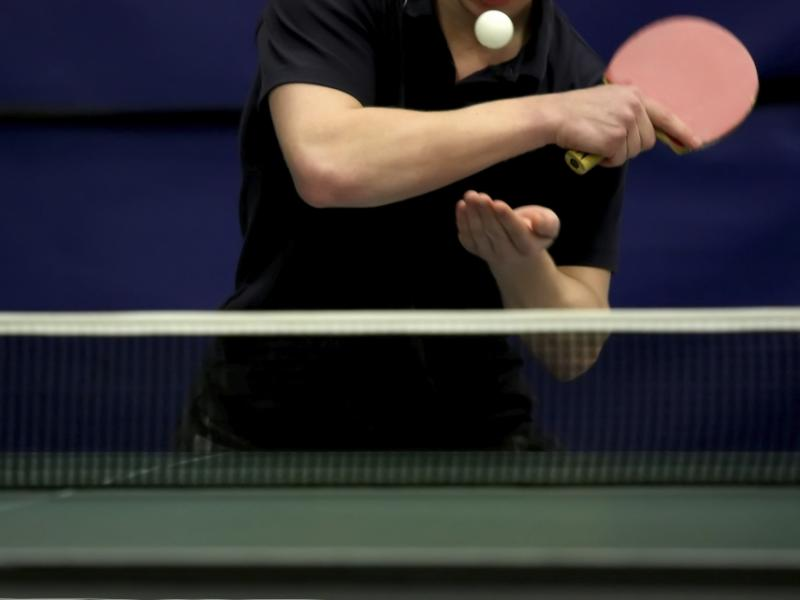 American Whiz Rises Up In The World Of Ping-Pong | KUNC
