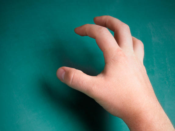 Why Do We Hate The Sound Of Fingernails On A Chalkboard?