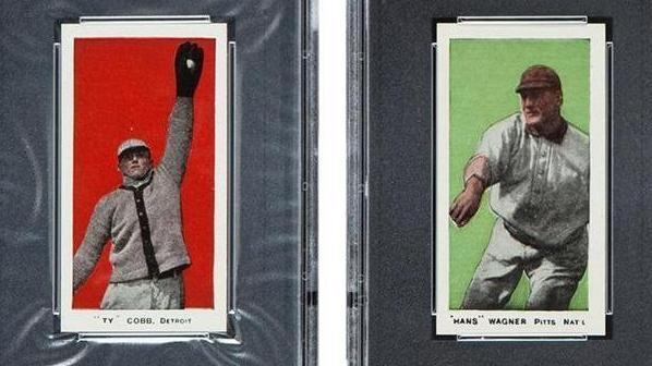 First Batch Of Familys Rare Baseball Cards Fetches 566000 Kunc