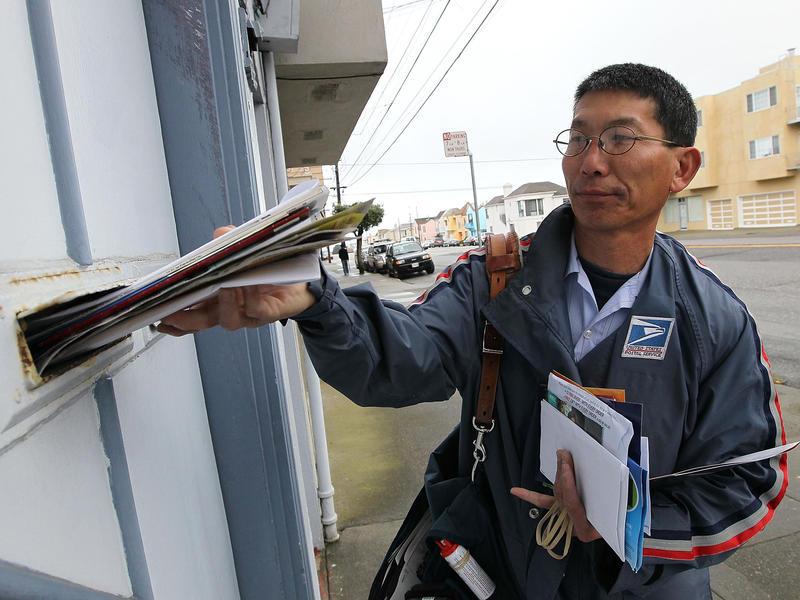 U S  Postal Service | KUT