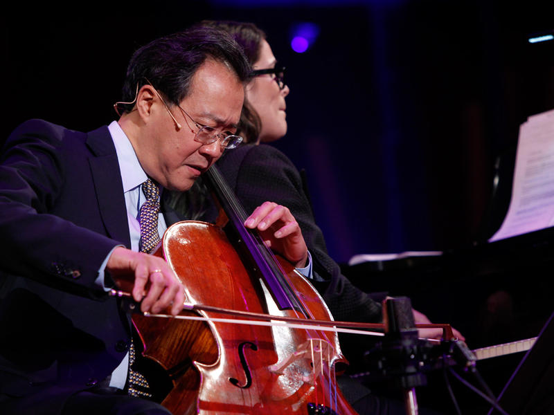 Review: Yo-Yo Ma & Kathryn Stott, 'Songs From The Arc Of Life