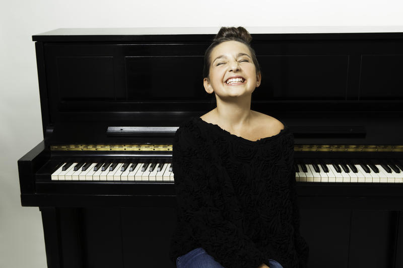 Composer, Pianist, and Thirteen-Year-Old Emily Bear Live in Studio