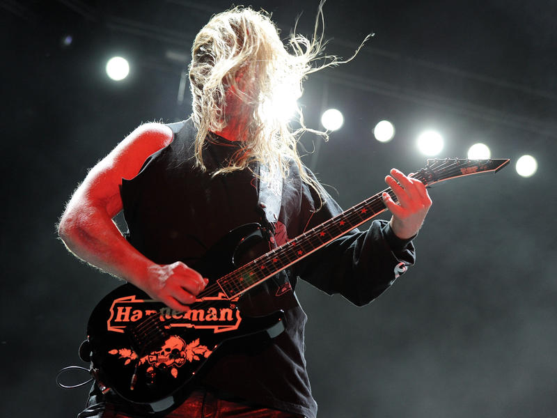 A Truth Never Told': Remembering Slayer's Jeff Hanneman | WPRL