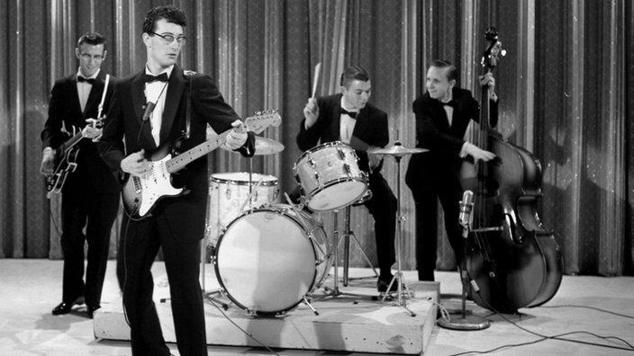 The dramatic Buddy Holly story   WJCT NEWS