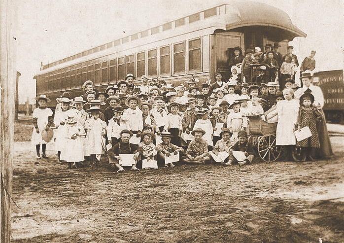 orphan train riders list