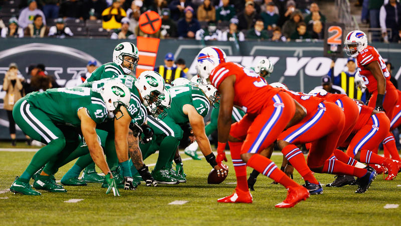 cb47efe1 NFL's Red And Green Uniforms Described As 'Torture' By Colorblind ...