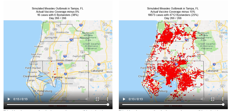USF Launches Measles Simulator For Florida   Health News Florida