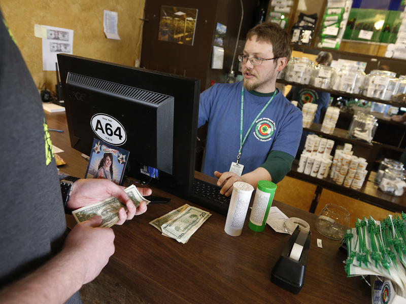 First Area Medical Marijuana Dispensary Opens In Lebanon