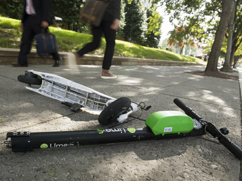 Miami Wanted To Track Scooter Riders In Real-Time, Until Companies Pushed Back