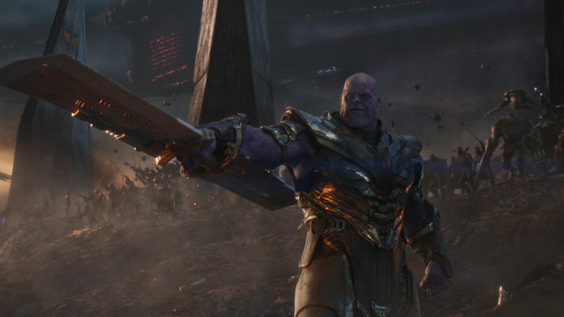 Endgame' Nears All-Time Record, And The Age Of Disney Mega