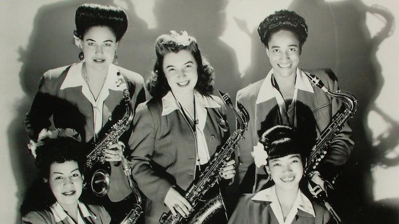 The All Female Big Bands That Made History During World War Ii Wrti