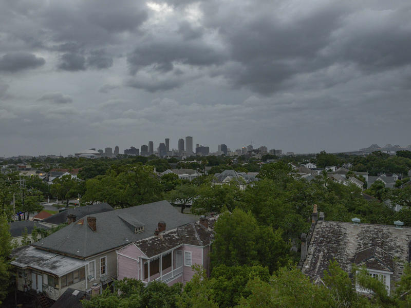 Climate Change Fuels Wetter Storms — Storms Like Barry