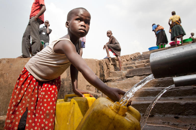 Report: There's A Growing Water Crisis In The Global South - Tri States Public Radio