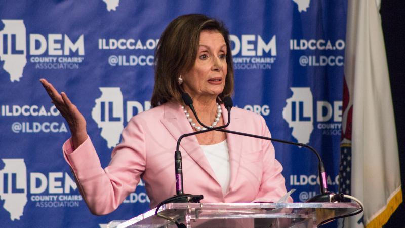 Pelosi Wants 'Spark' Of Illinois Democrats