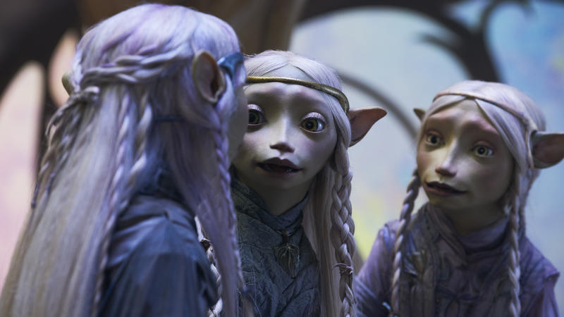 Dark Crystal: Age Of Resistance': Gorgeous, Multi-Faceted
