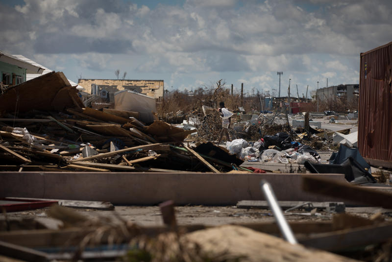 How To Help Hurricane Dorian Survivors In The Bahamas - HPPR