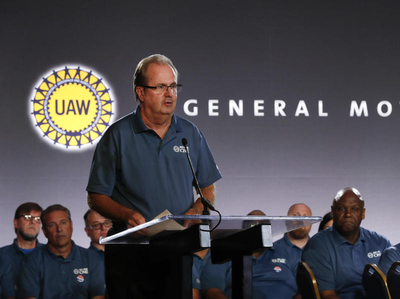 1,357 Tonawanda GM workers join nationwide strike