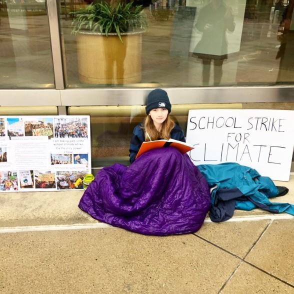 Youth Strike Against Climate Change - BPR / Blue Ridge Public Radio