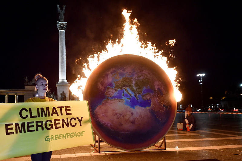 As The Effects Of Climate Change Escalate, So Could Global Conflict, Writer Says - WPSU