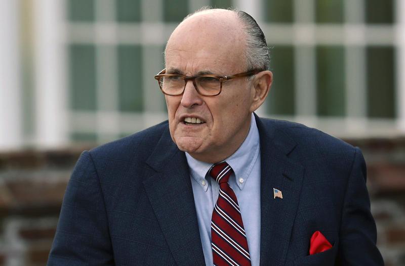 2 Giuliani Associates Arrested On Campaign Finance Violations