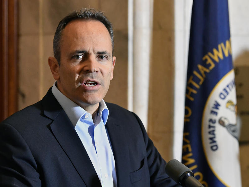 On His Way Out, Kentucky Gov. Matt Bevin Pardons Murderers, Rapists, Hundreds More