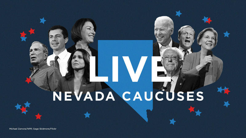 Nevada Caucuses 2020: Live Results And Analysis