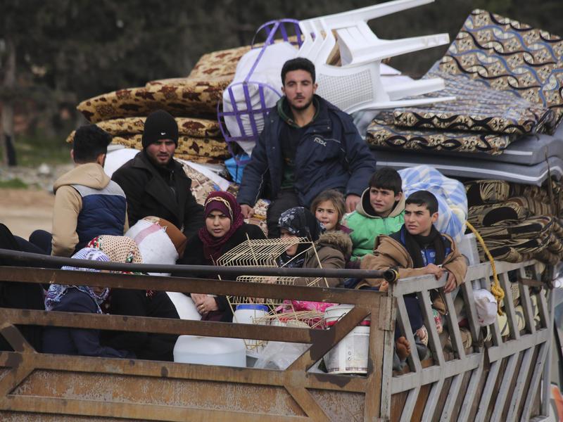 Democratic Debate Ignores The Question of Syria