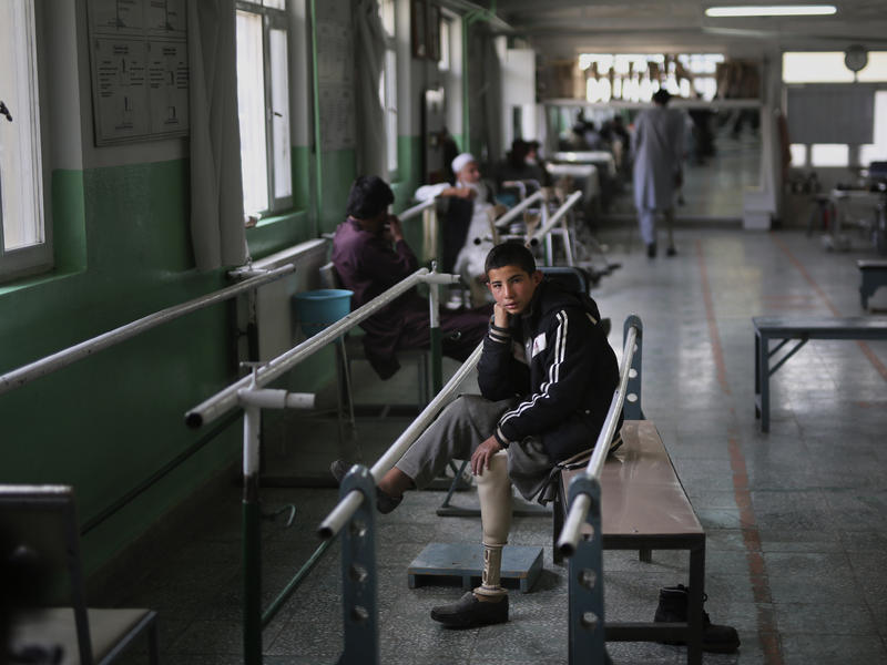 More Than 10,000 Civilians Injured Or Killed In Afghanistan Last Year, U.N. Says