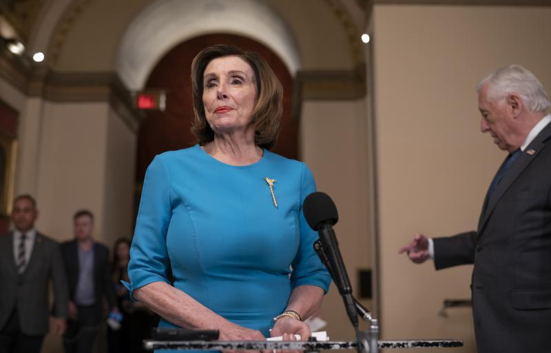 READ: House Democrats Release 3rd Coronavirus Response Bill