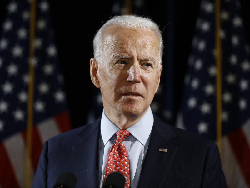 Biden Says Voters Who Believe Tara Reade 'Probably Shouldn't Vote For Me'