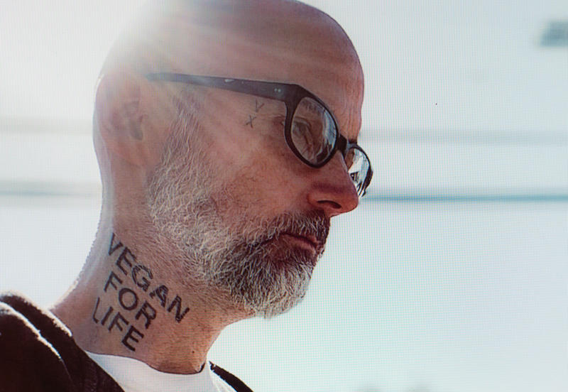 All That Moby Needs Is To Be Good