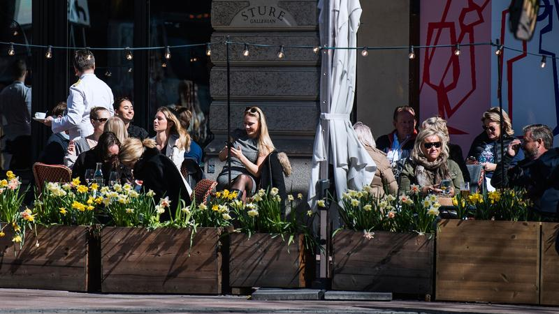 Stockholm Won't Reach Herd Immunity In May, Sweden's Chief Epidemiologist Says