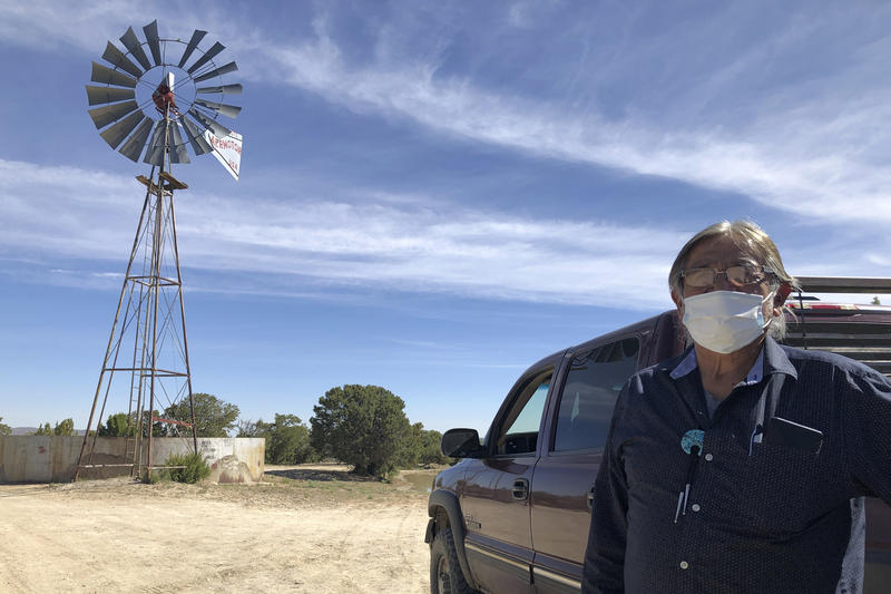Inside Navajo Nation's Fight Against Coronavirus