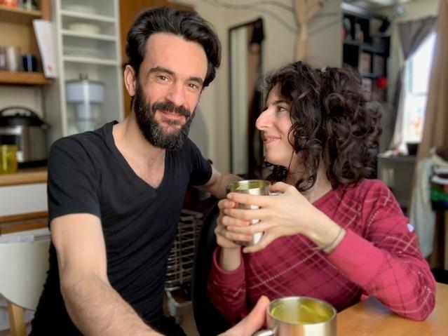 Love At First Quarantine: After A Single Date, Couple Hunkers Down Together