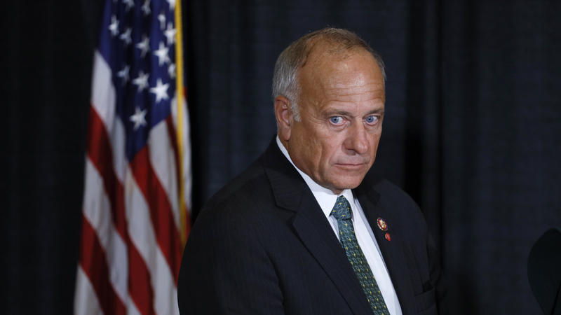 Iowa Rep. Steve King Ousted In GOP Primary, AP Projects